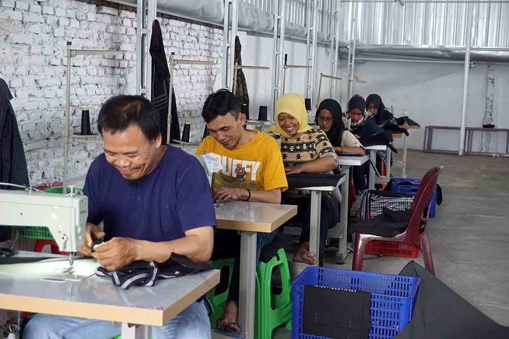 Tempat Pembuatan Tas